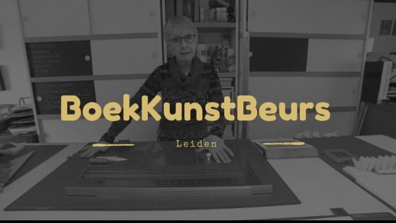 BoekKunstBeurs Leiden 2016